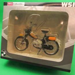 Puch VS-50 black/orange miniature