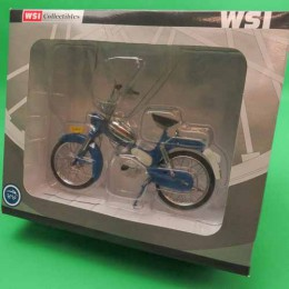 Tomos 3L blue miniature