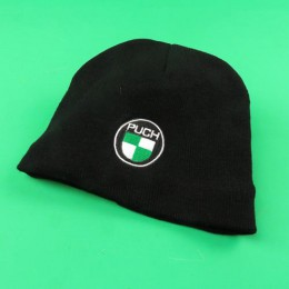 Puch hat black