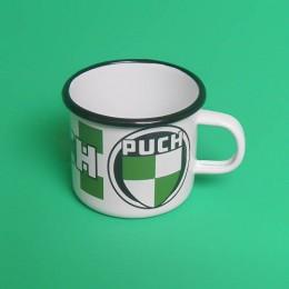 Enamel PUCH mug