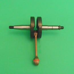 Crankshaft DMP 3V / 4V Puch