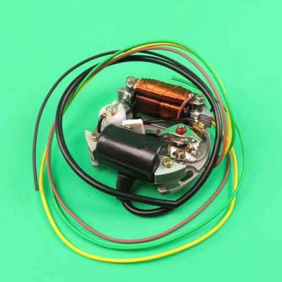 4. Ignition 6V 15 Bosch Puch