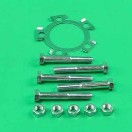 Bolts / Nuts set M7 + locking plate Puch MV / VS / VZ