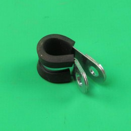 Cable clamp with rubber 8mm Puch