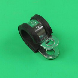 Cable clamp with rubber 12mm Puch