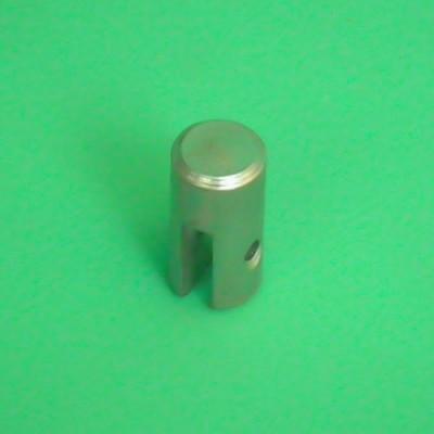 Locking pin saw cut rearwheel Puch