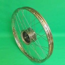 Frontwheel complete 19 inch Puch MV / VS