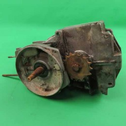 Pedal start engine old model Puch Maxi