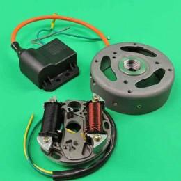 Elektronische ontsteking compleet Puch Maxi