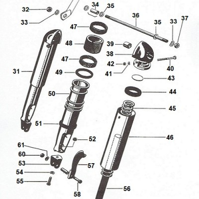 Rearshockabsorber Puch