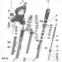 Frontfork MS-50 Puch