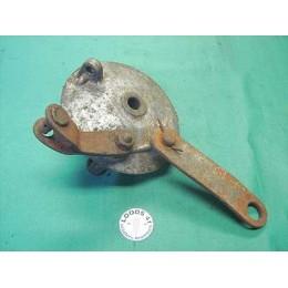 Brakeplate rearwheel