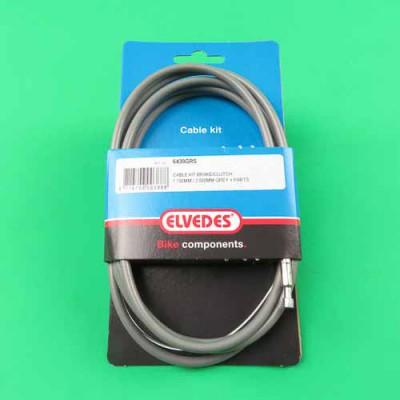Clutch cable Elvedes 2m Tomos